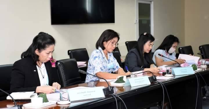 ประชุมคณะกรรมการกำกับและเสนอแนะการลงทุนของมหาวิทยาลัย ครั้งที่ 1/2564