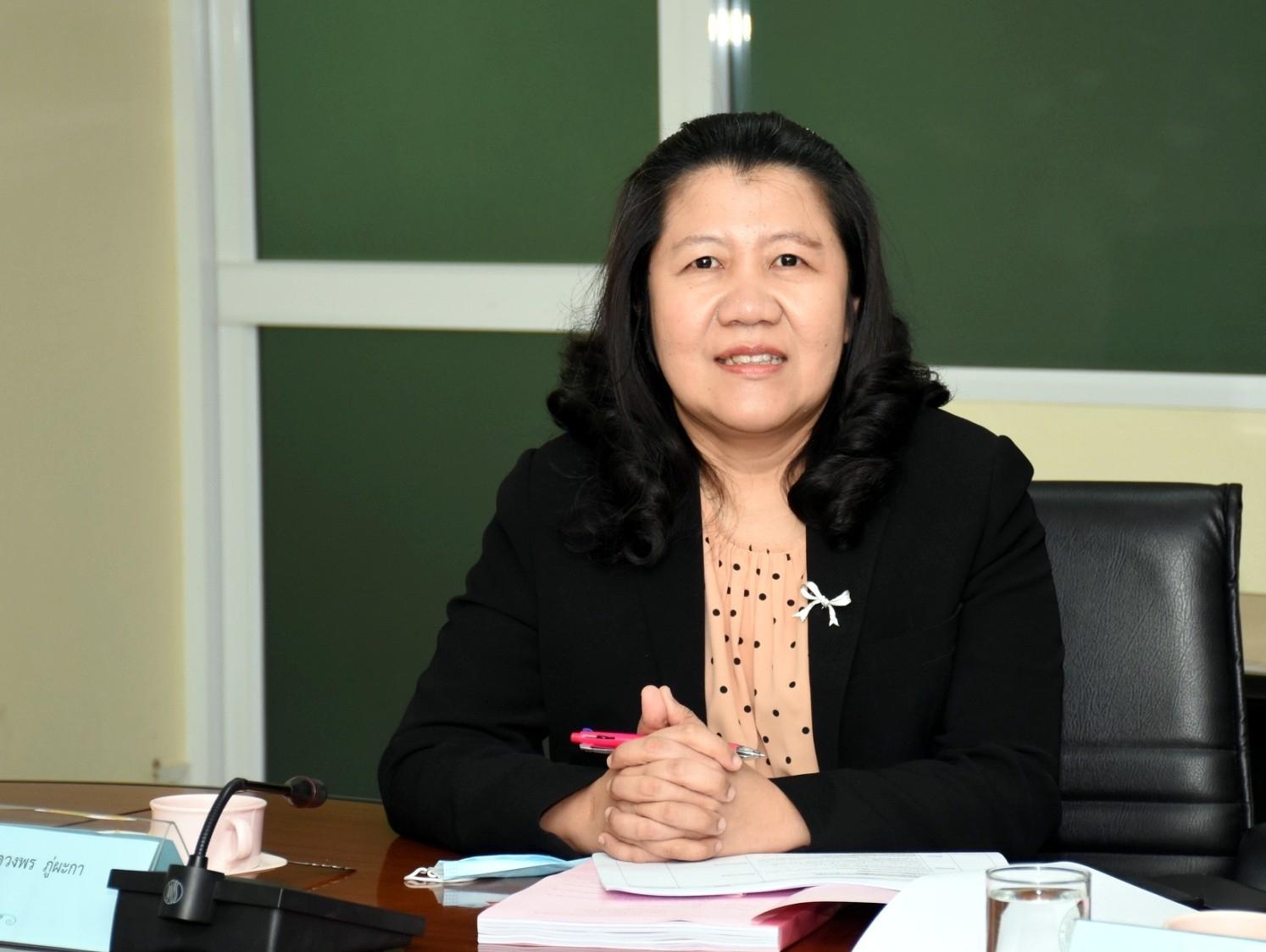 ประชุมคณะกรรมการกำกับและเสนอแนะการลงทุนของมหาวิทยาลัย ครั้งที่ 2/2564